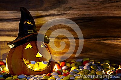 Stock Photo about Halloween pumpkin