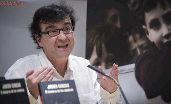 Javier Cercas: «Me avergonzaba que mi familia hubiera sido franquista, pero uno viene de donde viene»