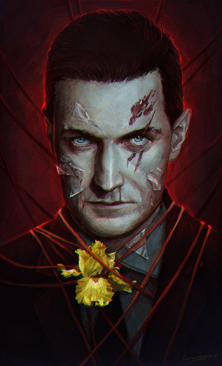 The Great Red Dragon by LoranDeSore.deviantart.com on @DeviantArt