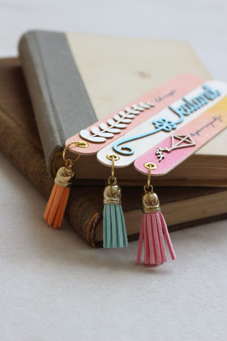 Bookmark by Fraupester