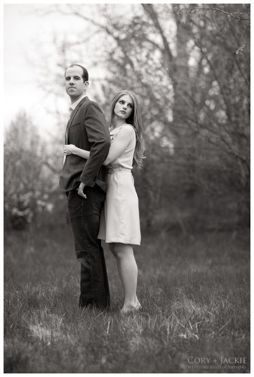 Love the emotion, black and white, depth, light, and crop.  Amazing image!!  By Cory and Jackie Wedding Photographers