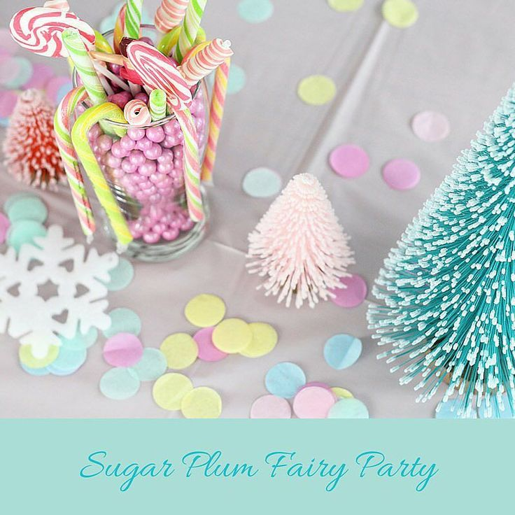 'Twas The Night Before Christmas... and visions of Sugar Plums danced in their heads.' See how @jenniferstagg of With Heart created the most adorable Sugar Plum Fairy Party for us. Link in our profile. #christmaseve #christmas #sugarplum #nightbeforechristmas #orientaltrading