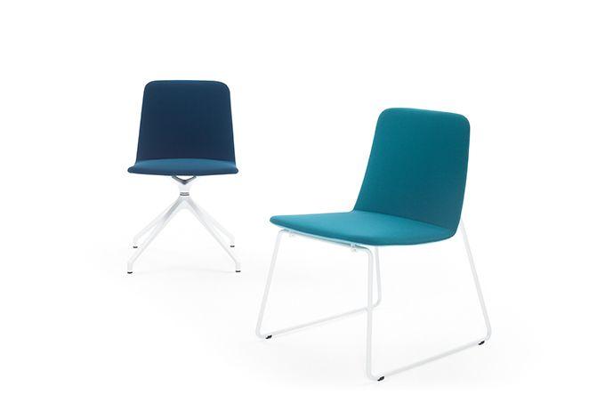 Con #Ivrea #MaMà #Design Italia esplora il mondo office e lo fa con un prodotto che ripensa il concetto della #sedia per #ufficio.