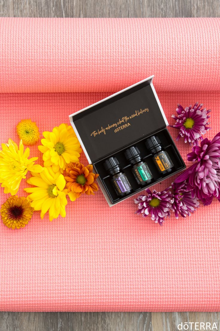 Have you heard that our NEW products were released THIS WEEK? We are so excited to achieve zen with these oils!