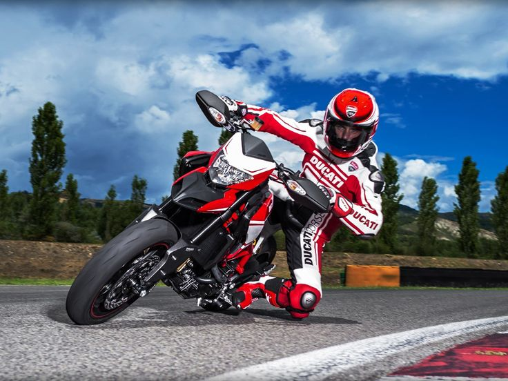 Ducati Hypermotard SP First Ride
