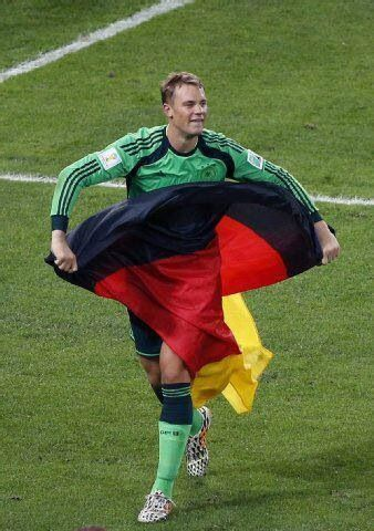MANUEL NEUER! Best goal keeper of the World Cup 2014!!! He DESERVED IT!