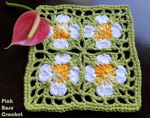 crochelinhasagulhas: Temas con flores de ganchillo