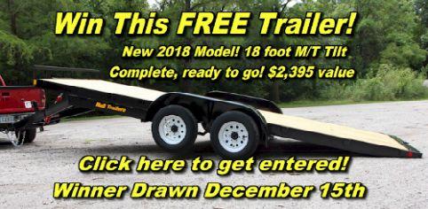 Equipment Utility Trailers For Sale | SLTrailers.com