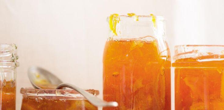 Mrkvovo-pomerančová marmeláda
