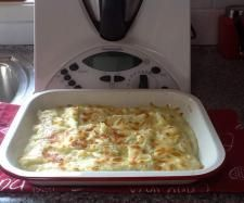 Recipe Gluten-free Cauliflower, potato & Parmesan mash | Thermomix Gluten Free Recipe Competition | #glutenfree #thermomix