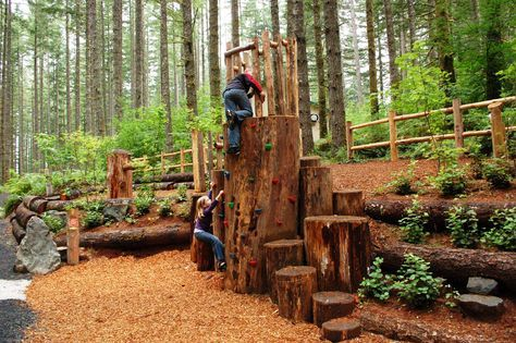 Nature Play Coming to Every Community - Nature Play & Learning Places:  Creating and Managing Places Where Children Engage with Nature - printable guide from NWF on creating such spaces