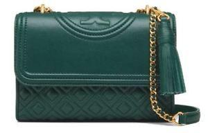 d049512a1dd TORY BURCH Fleming Small Convertible Shoulder Bag 31382 [Norwood, Green] # toryburch #handbags
