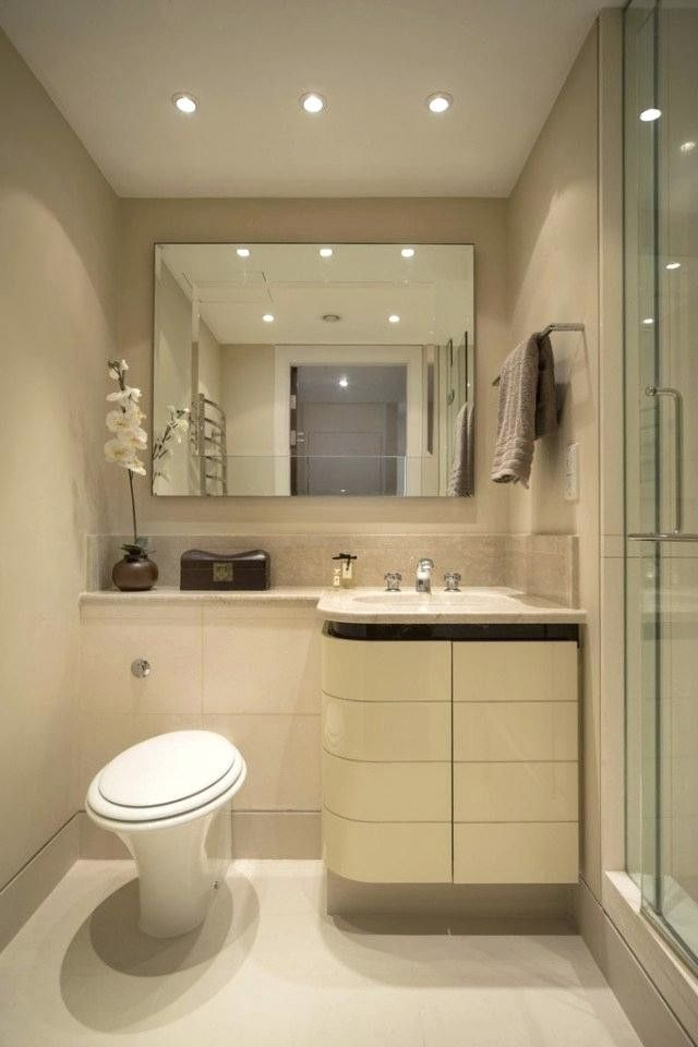 4 Bilder 1 Wort Badezimmer Bathroom Design Small Small Bathroom Small Bathroom Design