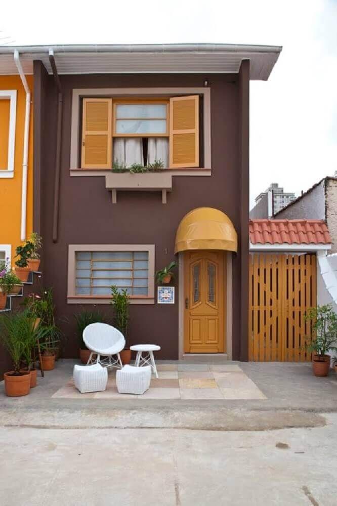 Cores De Casas Dicas E Inspiracoes Para Escolher As Melhores