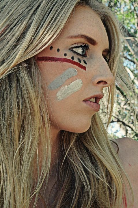 cool school spirit face paint ideas - Google Search