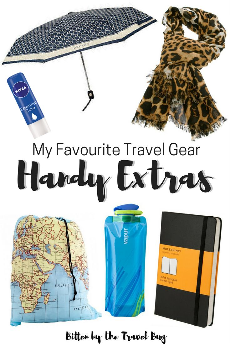 Want to know the best travel accessories? I'm sharing a list of my favourite travel accessories which has been tried and tested over the past five years that is both practical and functional.