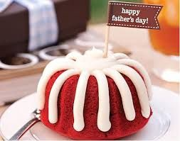 Happy Father S Day To All The Great Dads Out There Nothing Bundt Cakes