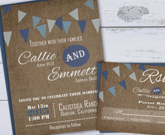 the 25+ best ideas about backyard wedding invitations on pinterest, Wedding invitations