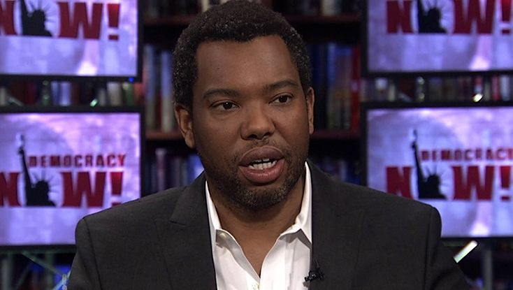 """We air part two of our interview with famed essayist Ta-Nehisi Coates about his cover article in The Atlantic, """"The Case for Reparations,"""" in which he exposes how slavery, Jim Crow segregation and federally backed housing policy have systematically robbed African Americans of their possessions and prevented them from accruing intergenerational wealth. """"It puts a lie to the myth that African Americans who act right, who are respectable, are somehow therefore immune to the plunder that is…"""