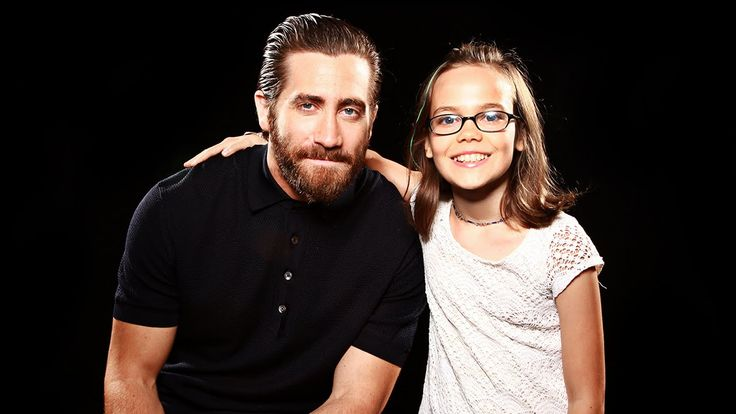 "Oona Laurence on Meeting Jake Gyllenhaal // Entertainment Weekly  Radio /... ""take on her feelings and hold them for her"" <3"