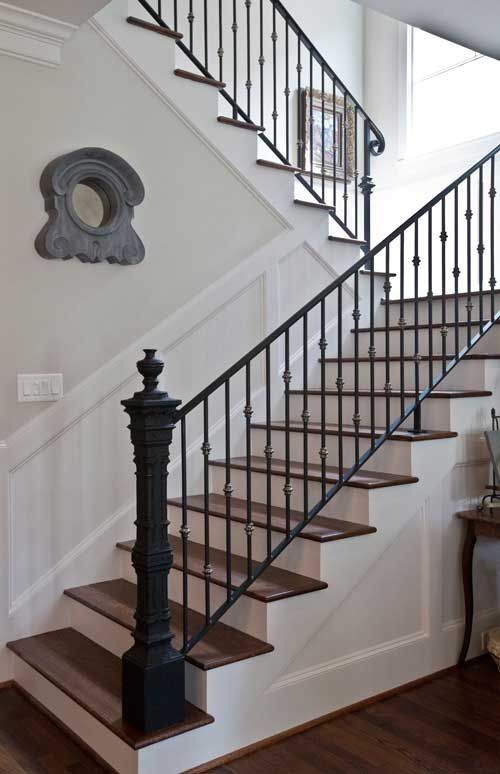 40 Best New Stair Rail Images On Pinterest Banisters