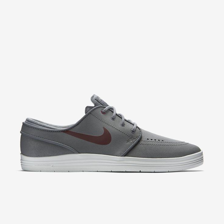 Nike SB Lunar Stefan Janoski – Chaussure de skateboard pour Homme. Nike  Store FR