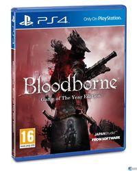 Lee La Edición Juego del Año de Bloodborne prepara su lanzamiento para el 25 de noviembre