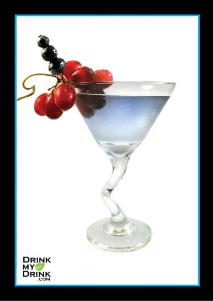 Tozoni Grape Escape: get the recipe or customize your own drink at: drinkmydrink.com