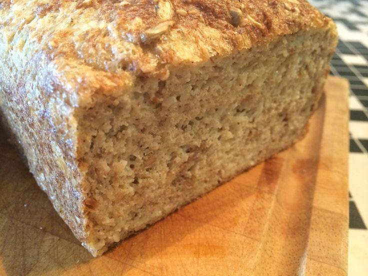 Ostefranskbrød med kerner | KitchenByK