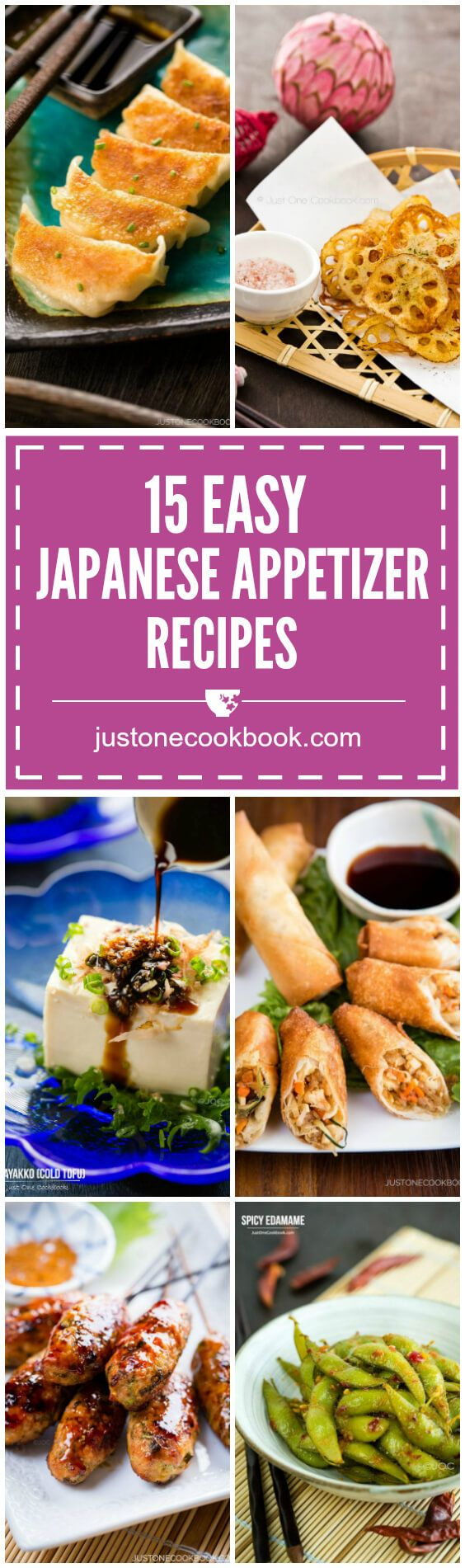 15 Japanese Appetizer Recipes | Easy Japanese Recipes at