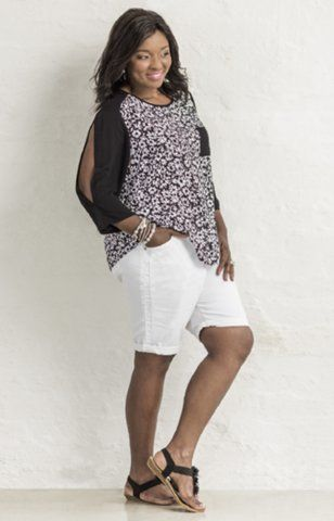 MILADYS - Women's Clothing: Dresses, Pants, Tops, Jackets, Shoes, Knitwear, Resortwear & Renè Taylor for the Fuller Figure
