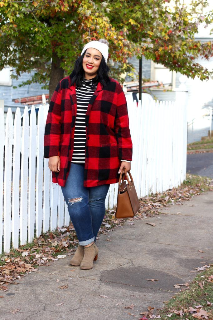 8 Thanksgiving Outfit Ideas From Your Fave Plus Size Bloggers
