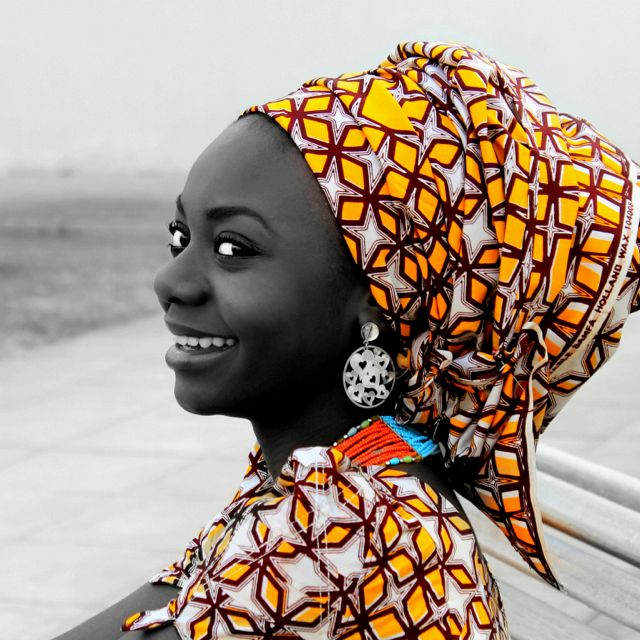 African Fashion by Maria