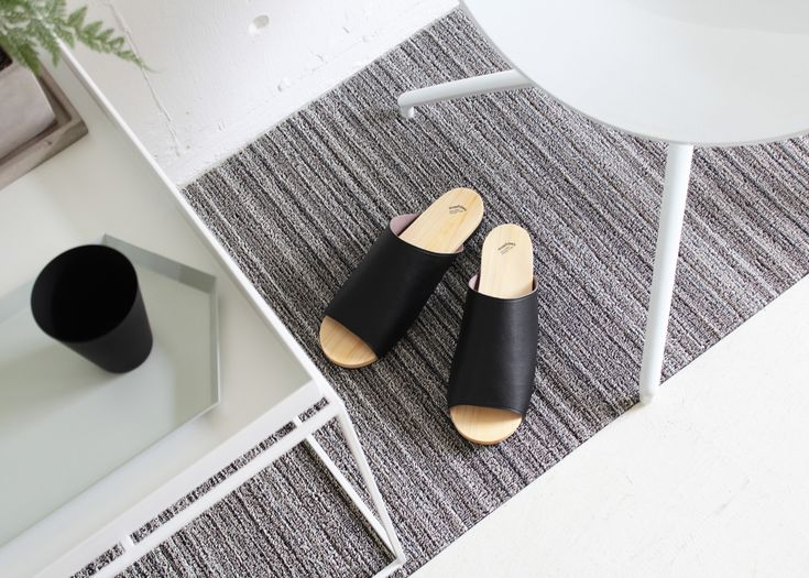 two piece:室内履きサンダル