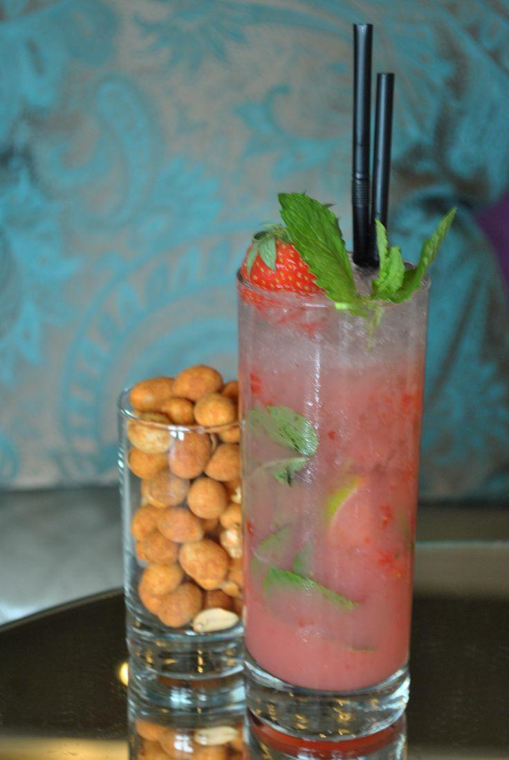 Strawberry Mojito anyone?
