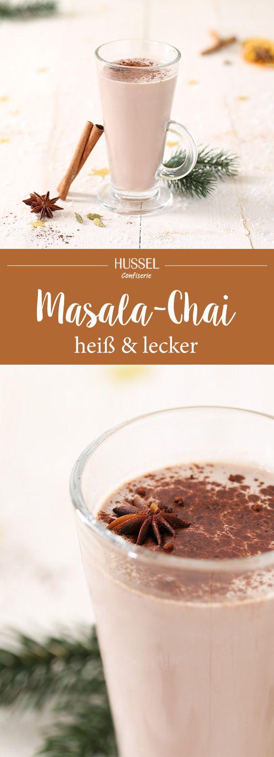 Masala Chai Gewürzmischung - Hussel Confiserie