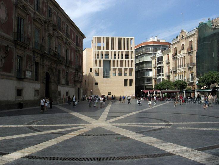 Murcia City Hall_Murcia  Rafael Moneo