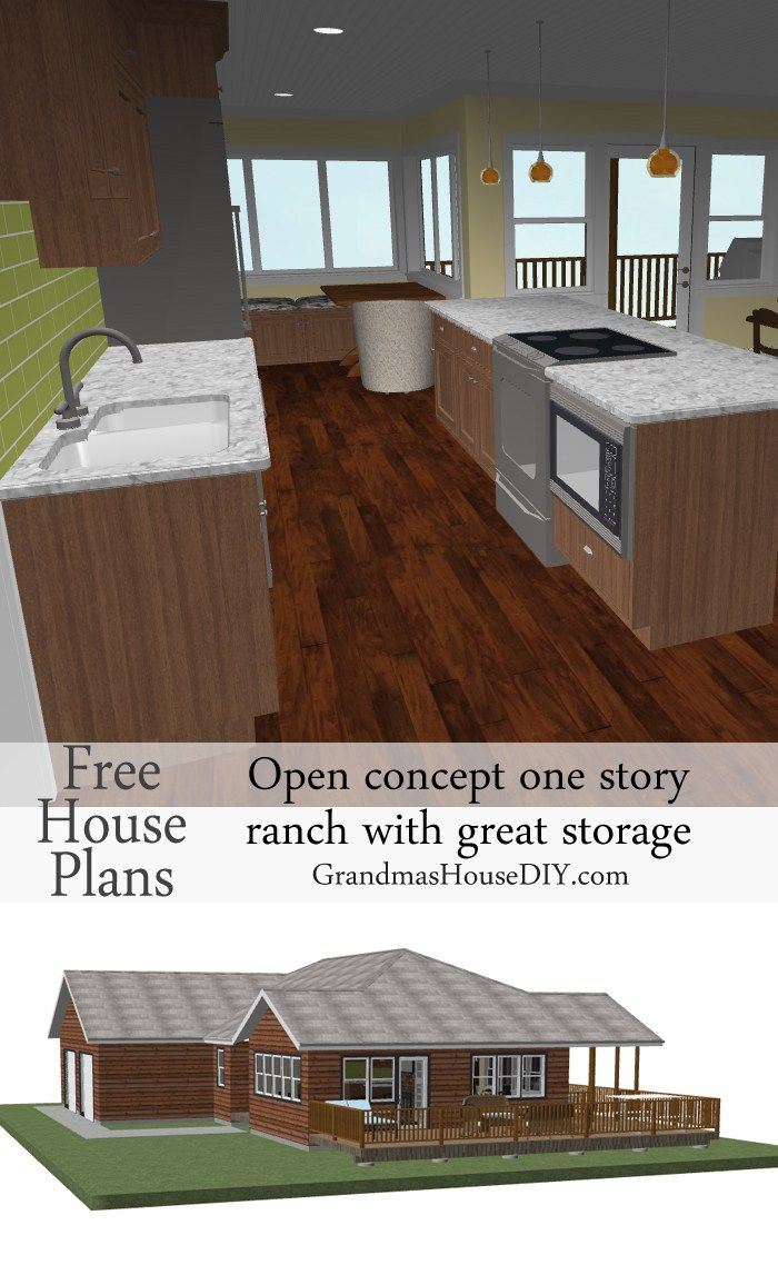778d67eda6baa7e017f4a987ca191a21 free house plans first story 90 best free house plans grandma's house diy images on pinterest,Easy House Plans Free