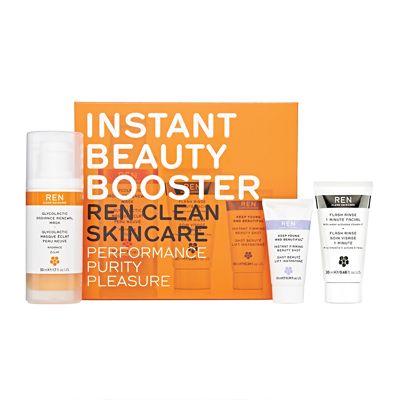 REN Beauty Booster Kit