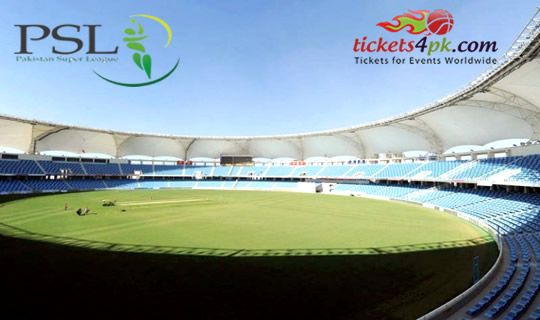 The first edition of Pakistan Super League is set take place in Doha in February 2016 but the PCB is considering to shift the venue back to the UAE.  Sports fans can enjoy the hot PSL contests through Tickets4pk.com help easily.