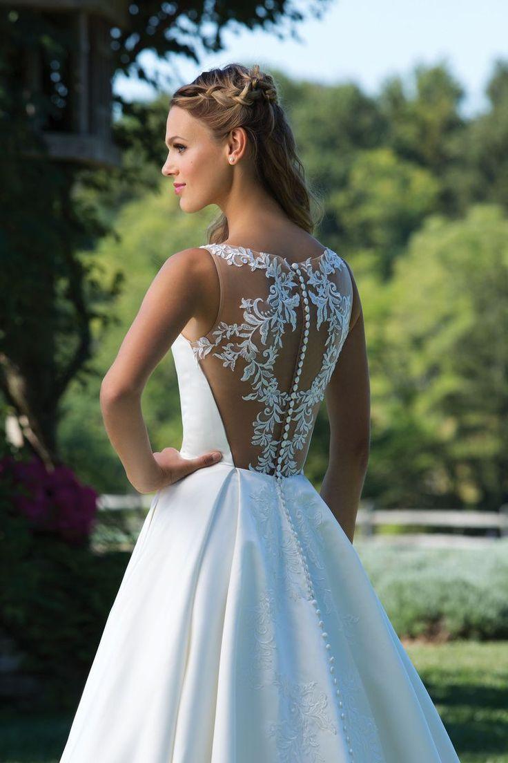 145 best Sincerity Gowns - Avancy Bridal images on Pinterest | 2017 ...