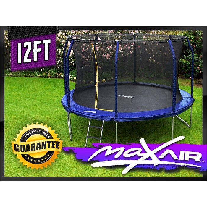 12ft Trampoline MaxAir - Lowest NZ Prices