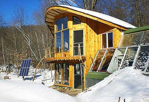 1000 Images About Environmentally Friendly Houses On