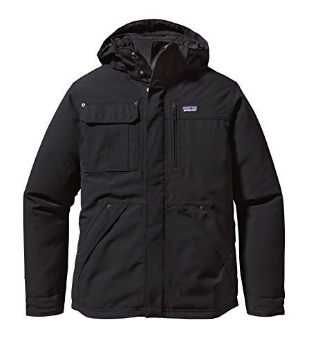 Patagonia Mens Wanaka Down Jacket 28472-BLK