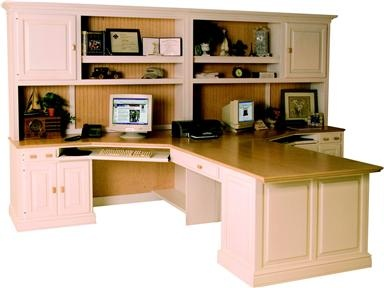 Two person desk pretty ideal like the part facing each Desk for two persons