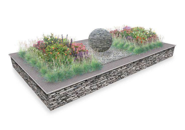 40 best images about raised beds gardening on pinterest for Landscaping rocks quartz