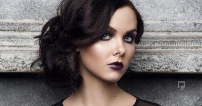 Gotik Makyaj Teknikleri #makyaj #kadın #gotik #gothic