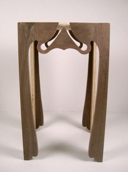 Art Nouveau Tables Meet Ikea Furnitureontheside
