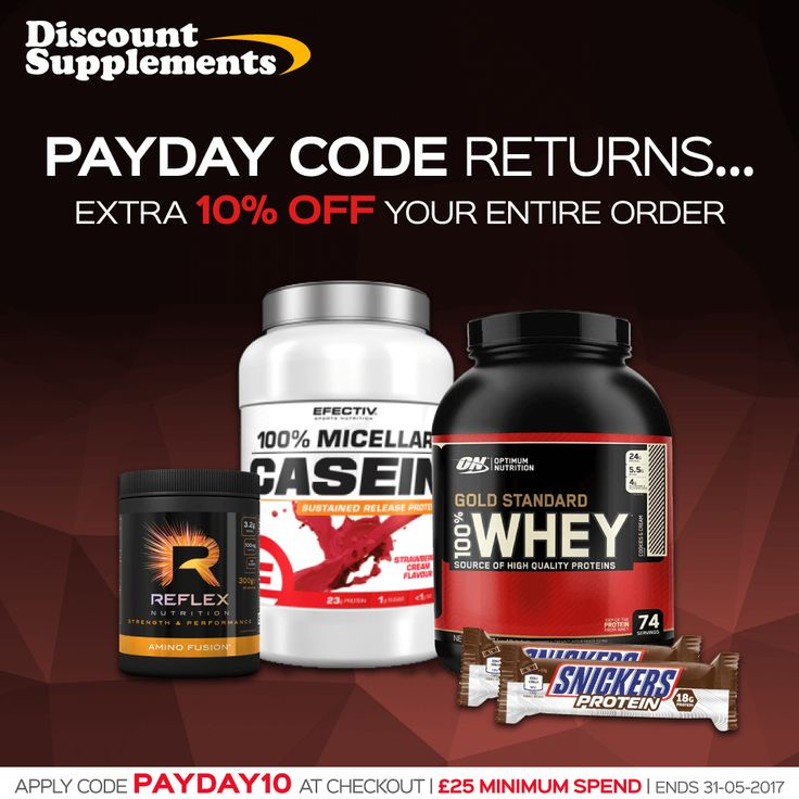 🔥🔥 EXTRA 10% OFF CODE 🔥 🔥 Best value proteins, bars & sports supplements www.discount-supplements.co.uk #GoldStandardWhey #proteinbars #protein #diet #whey #gym #bodybuilding #fit #fatloss #sport