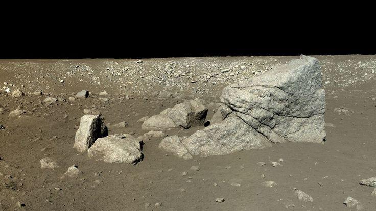 El 14 de diciembre de 2013, una nave china lograba aterrizar sobre la Luna por primera vez en su historia. Más de dos años después, la Agencia Espacial del país asiático por fin ha hecho públicas todas las fotos de aquella misión, y son …